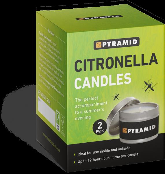 Citronella-Kerzen